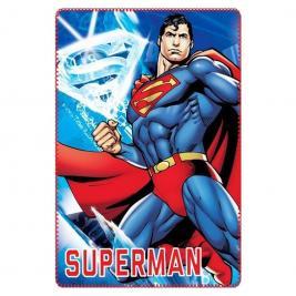 Superman polár takaró 100x150