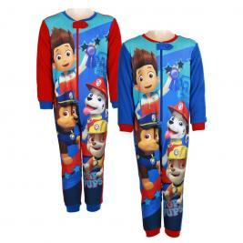 Mancs Őrjárat - Paw Patrol egyrészes polár pizsama