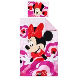 Minnie egér - Minnie Mouse ovis ágyneműhuzat 90*140 és 40*55 cm