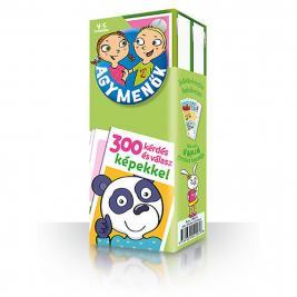 Agymenők kártyacsomag 4-5 éves