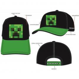 Minecraft baseball sapka 54-56