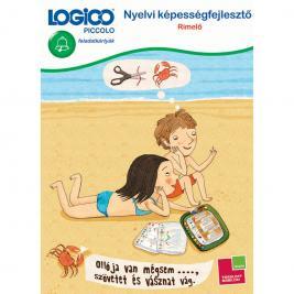 LOGICO Piccolo 3309 - Nyelvi képességfejlesztő: Rimelő