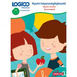 LOGICO Piccolo 5420 Nyelvi képességfejlesztő: Nyelvi kreatív - Szórendező