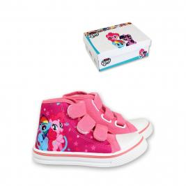 Én Kicsi Pónim - My Little Pony vászon magas szárú cipő