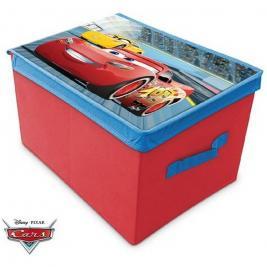 Verdák Cars - Verdák fedeles játéktároló 40x30x25