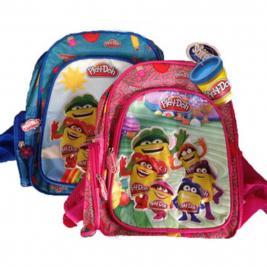 Play Doh zsebes cipzáros hátizsák