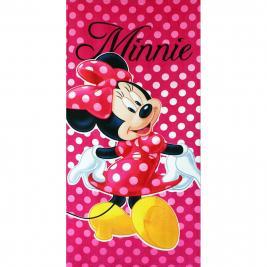 Minnie egér pamut strand törölköző 70*140 cm
