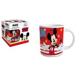 Mickey Mouse - Miky egér porcelán bögre