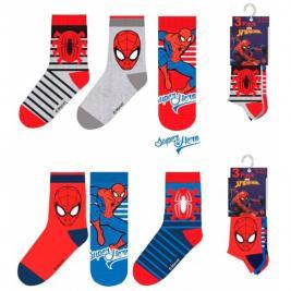 Pókember - Spiderman 6 db-os zokni szett