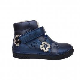 D.D.Step vízlepergetős bélelt cipő lányoknak