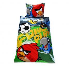 Angry Birds ágyneműhuzat 140*200 és 70*90 cm