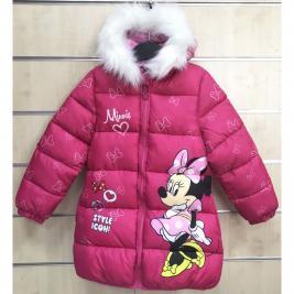 Minnie téli kabát lányoknak