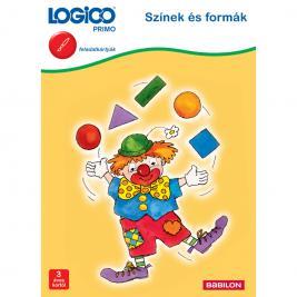 LOGICO Primo 3223 - Színek és formák