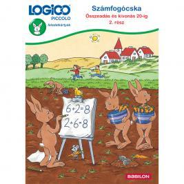 LOGICO Piccolo 3477 - Számfogócska: Összeadás és kivonás 20-ig 2. rész