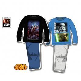 Star Wars pamut pizsama fiúknak