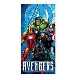 Avengers pamut strand törölköző
