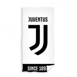 Juventus  pamut strand törölköző