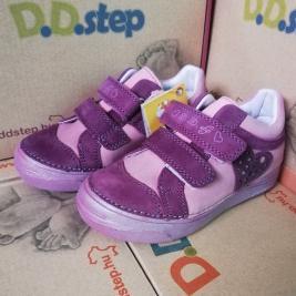 D.D.Step zárt lány cipő