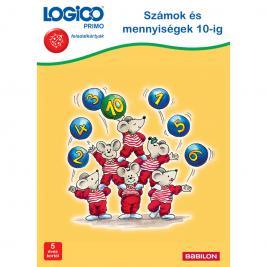 LOGICO Primo 3226 - Számok és mennyiségek 10-ig