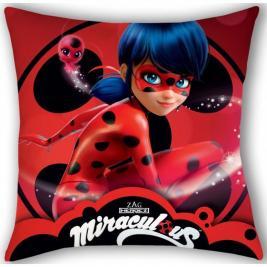 Miraculous Ladybug - Csodálatos Katicabogár 40*40 cm párna