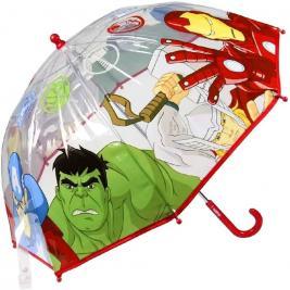 Avengers - Bosszúállók átlátszó esernyő 45 cm